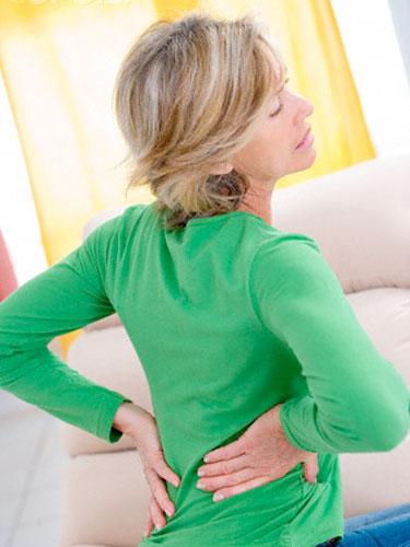 sırt ağrısı ve nedenleri