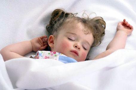 bebeklerde uyku problemi