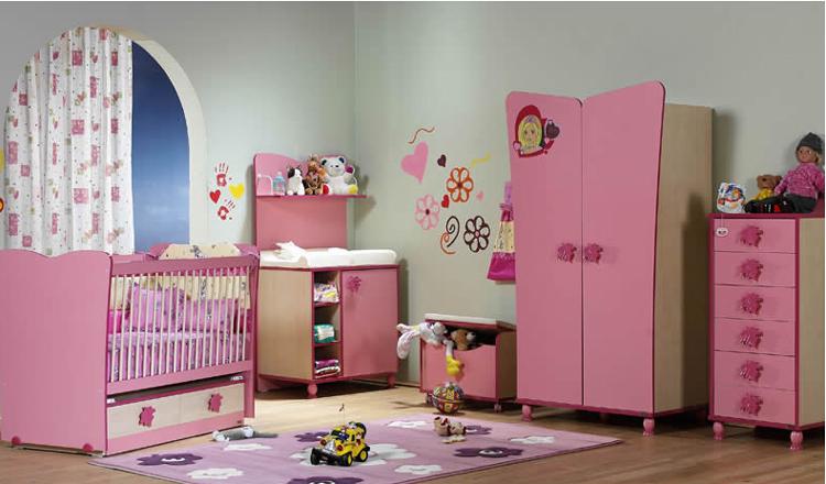 bebek odası ve bebek odası eşyaları
