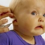 bebeğin kulak ağrısı