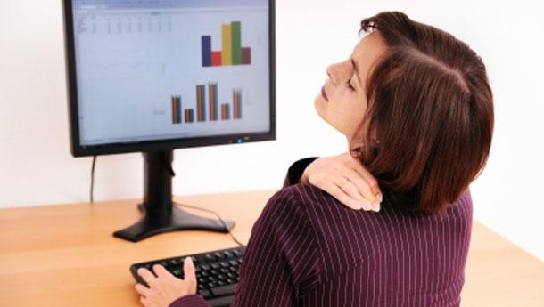 iş yerinde bel ağrıları