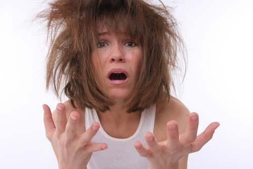stresten baş ağrısı
