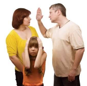 anne baba kavgaları