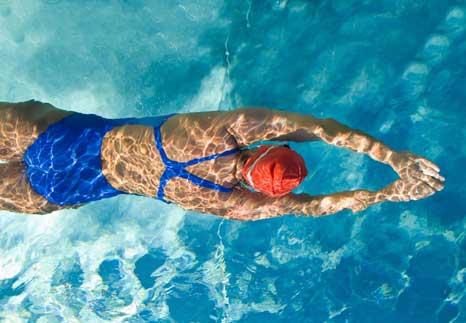 Yüzme Doruk Uzatır Mı?