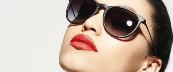 Güneş gözlüğünüz yahut katarakt olabilirsiniz.